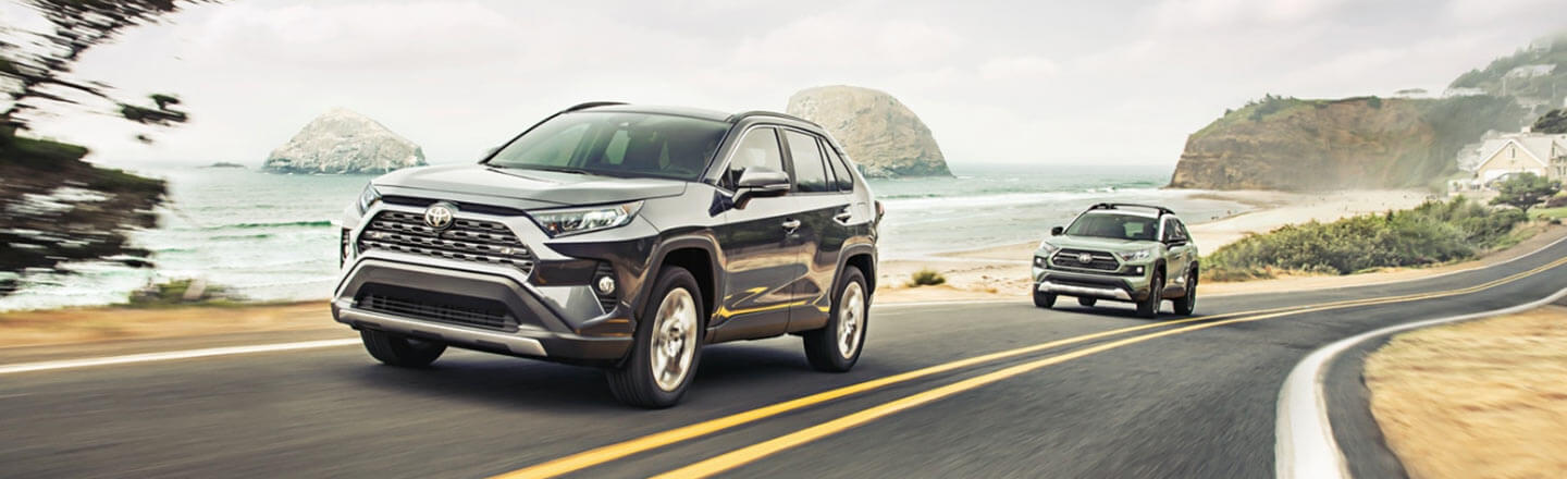 Shop Our Trusted Tifton, Georgia, Toyota Dealership Near Albany, 2020 RAV4