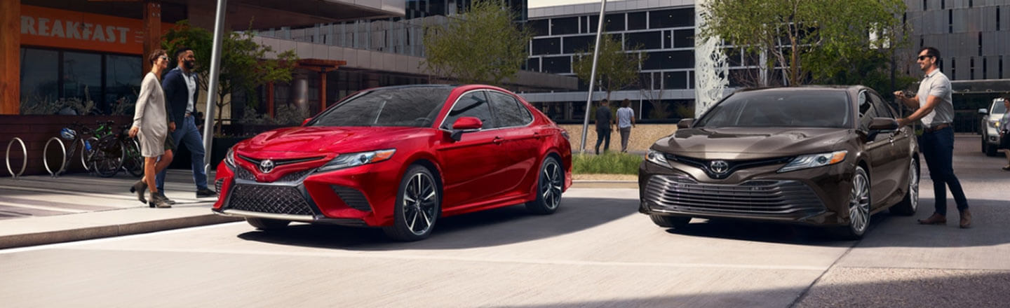 Shop Our Tifton, Georgia, Toyota Dealership Near Thomasville Today! 2020 Camry