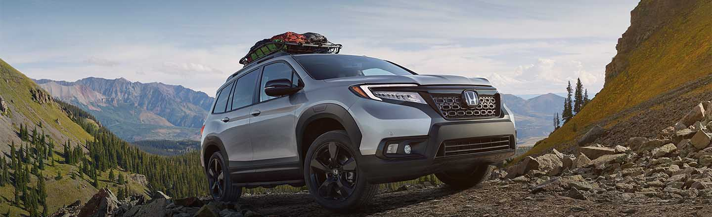 2020 Honda Passport SUV Available In Columbia, MO Near Boonville
