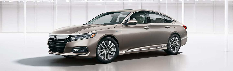 2020 Honda Accord Hybrid For Sale Near Fulton, Missouri