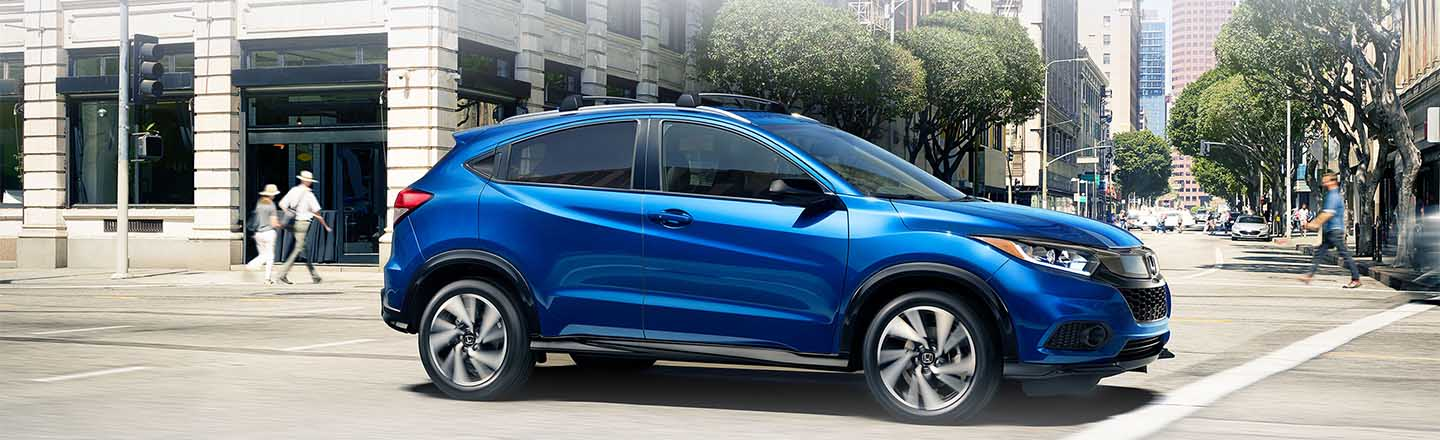 Meet The 2020 Honda HR-V Crossover In Columbia, MO Near Sedalia