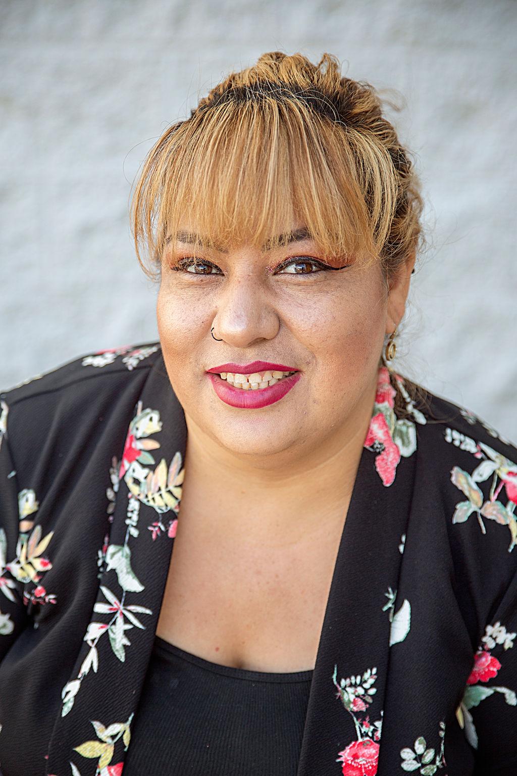 Liz Mendoza Bio Image