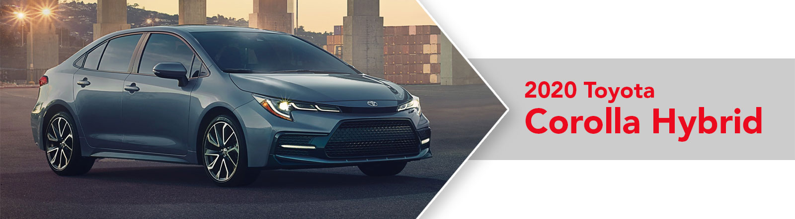 All-New 2020 Toyota Corolla Hybrid For Sale in Metairie, LA