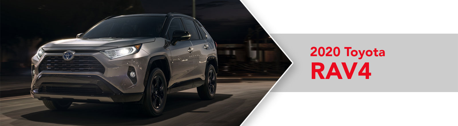 All-New 2020 Toyota RAV4 For Sale in Metairie, LA