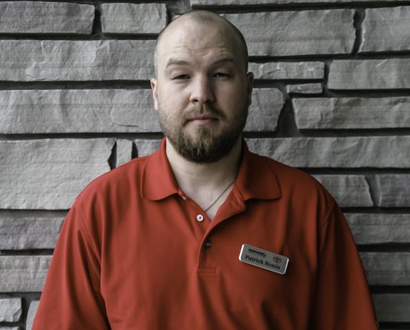 Patrick Bonin Bio Image