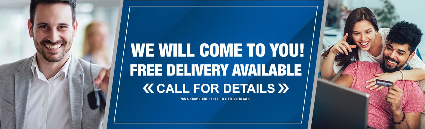 Car Delivery Available