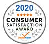 Consumer Satisfaction Award 2020