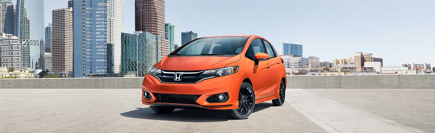 2020 Honda Fit Compact Hatchback For Sale In Jackson, MS