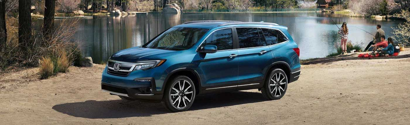 Meet The New 2020 Honda Pilot At Our Dealership In Jackson, MS