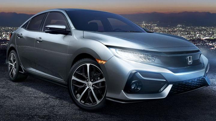 2020 Honda Hatchback