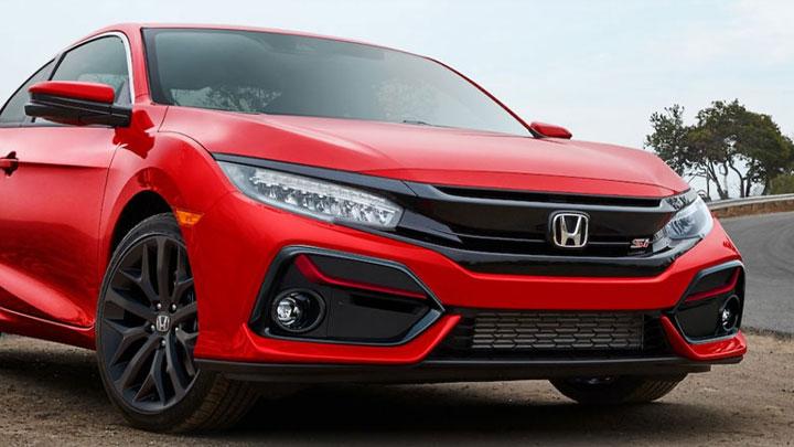 2020 Honda Si
