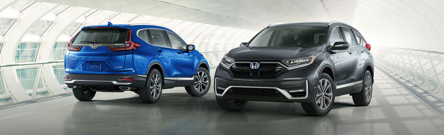 2020 Honda CR-V Crossover Available To Purchase In Fishers, IN