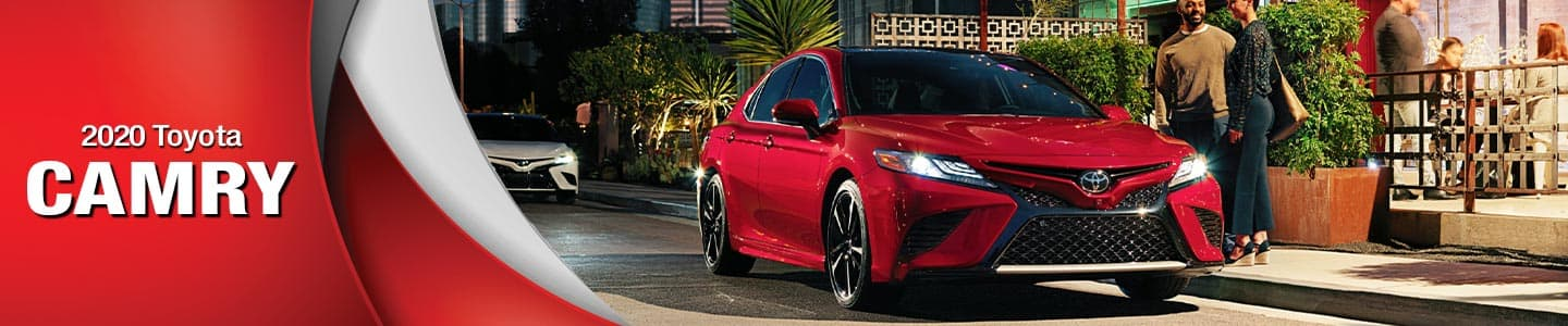 All-New 2020 Toyota Camry Sedans For Sale In Holiday, FL
