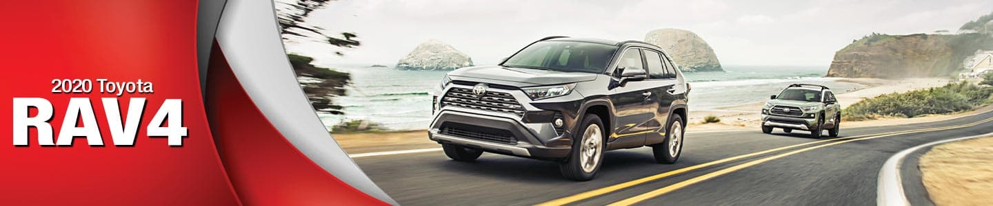 All-New 2020 Toyota Rav4 For Sale In Holiday, FL