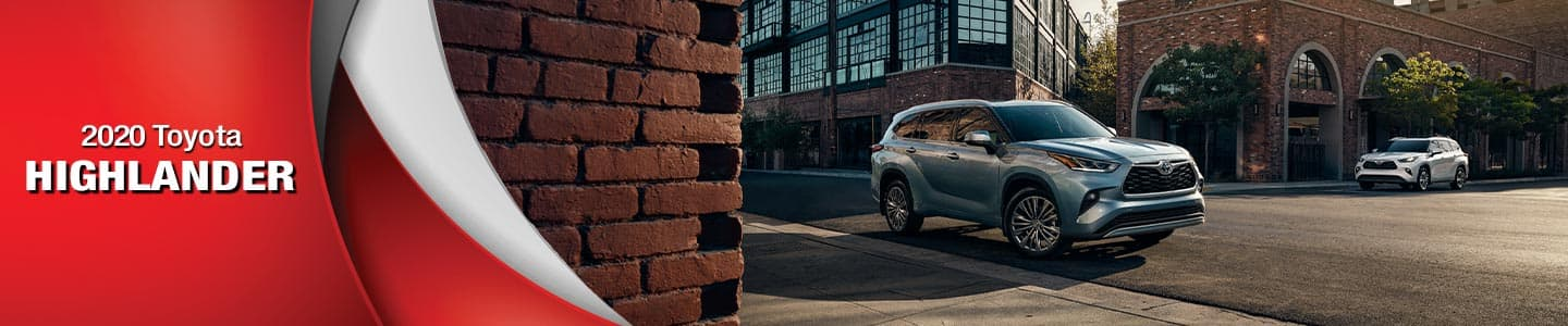 All-New 2020 Toyota Highlander For Sale In Holiday, FL