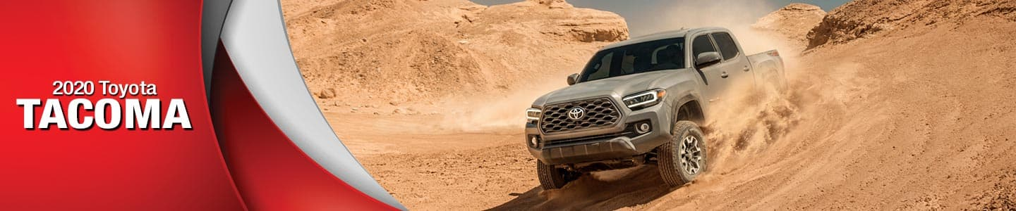 All-New 2020 Toyota Tacoma For Sale In Holiday, FL