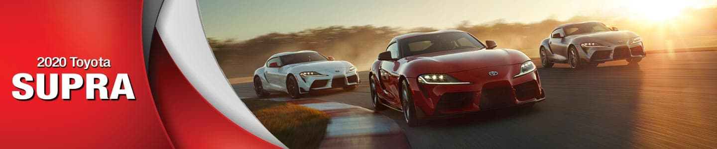 All-New 2020 Toyota GR Supra For Sale In Holiday, FL