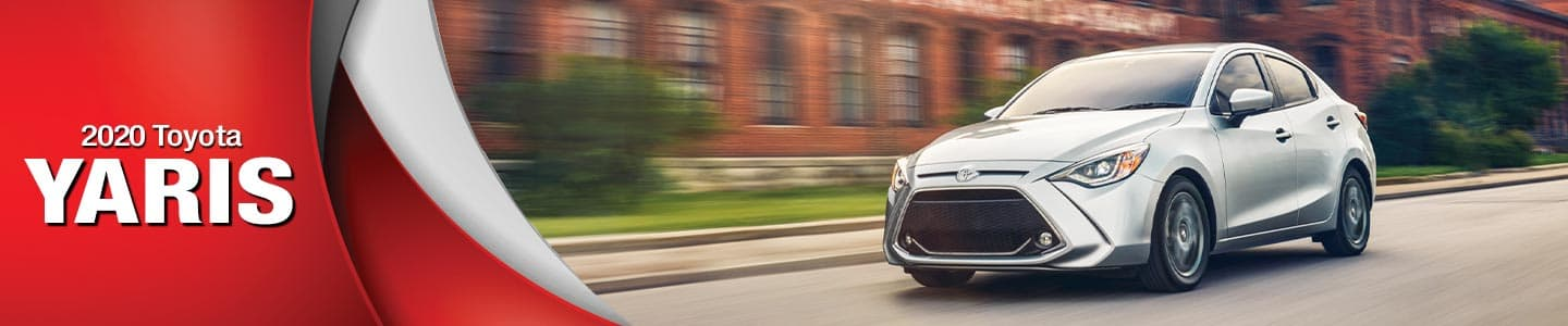 All-New 2020 Toyota Yaris For Sale In Holiday, FL