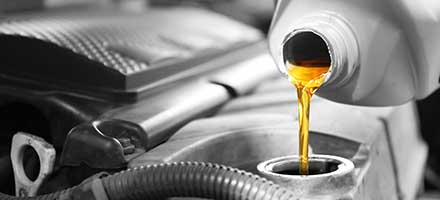 Diesel Oil Change with tire rotation