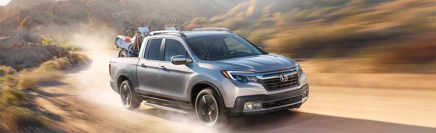 2020 Honda Ridgeline Truck At Our San Diego, California, Dealership