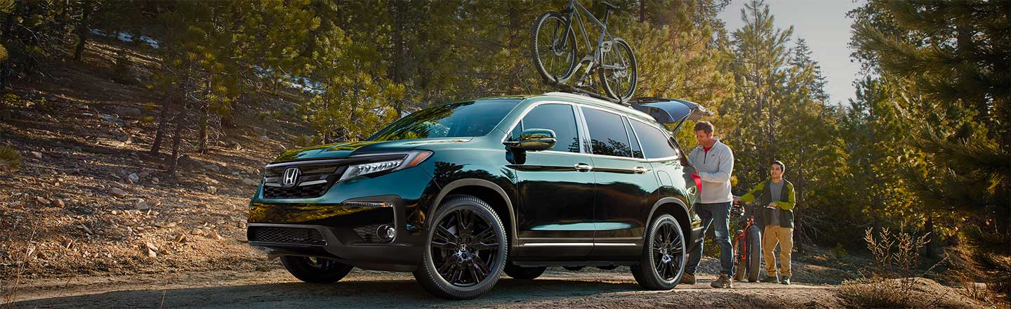 2020 Honda Pilot Mid-Size SUV For Sale In San Diego, California
