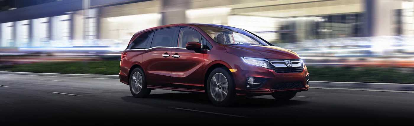 Meet The New 2020 Odyssey At Our San Diego, California, Dealership