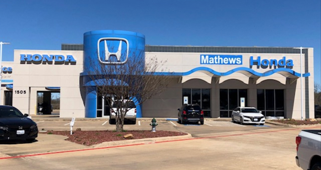 Why Buy at Mathews Honda of Paris
