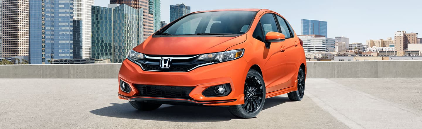 2020 Honda Fit Hatchback in Tampa, Florida