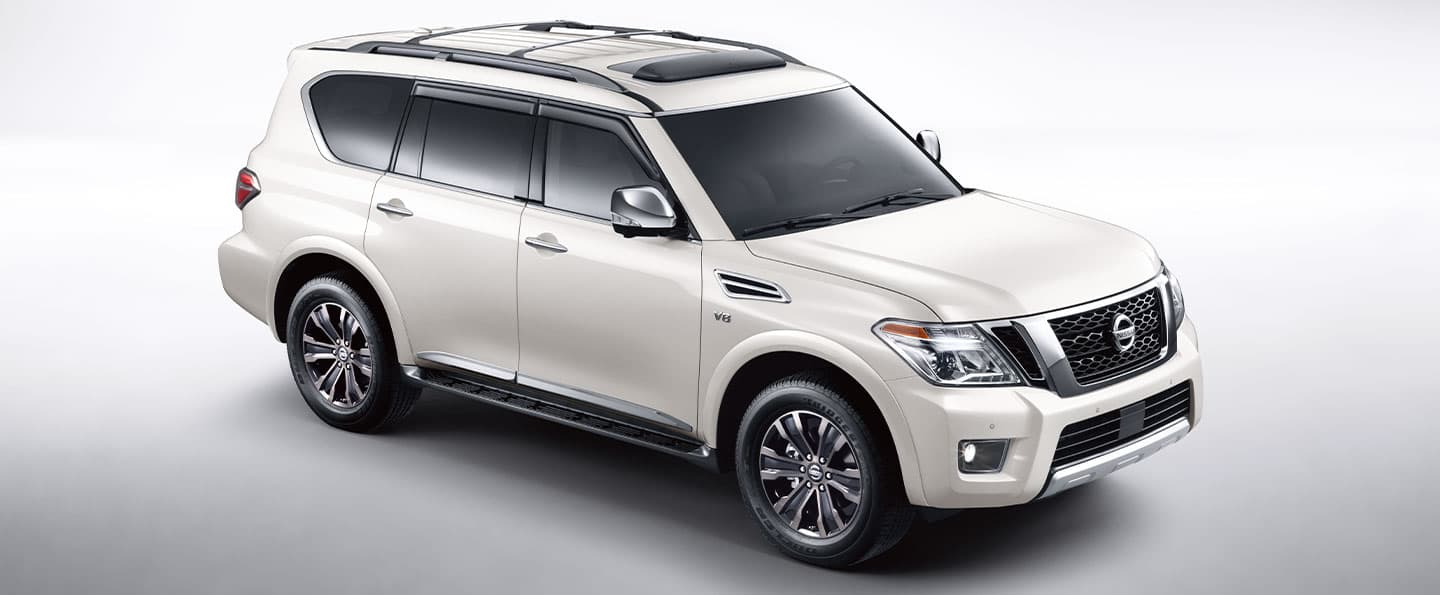2020 Nissan Armada in Vero Beach, FL