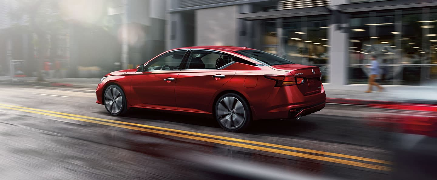 2020 Nissan Altima in Vero Beach, FL