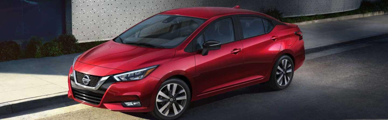 2020 Nissan Versa in Gadsden, AL, near Albertville