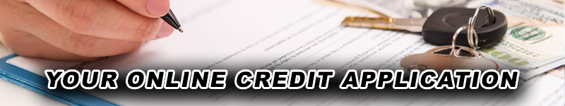 Your Online Credit Application