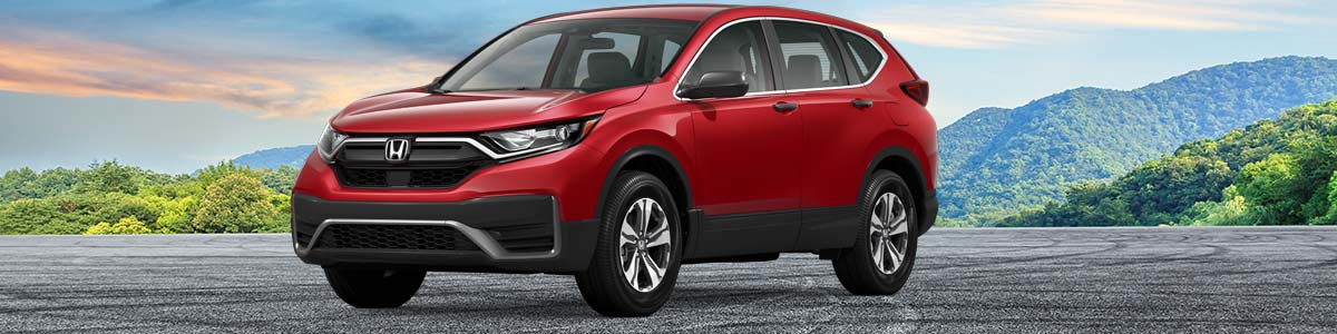 Discover The Redesigned 2020 Honda CR-V SUV In Jackson, MS