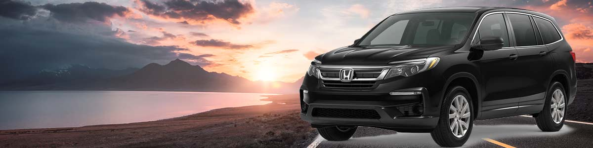 Our Jackson, MS, Auto Dealer Has The 2020 Honda Passport Lineup