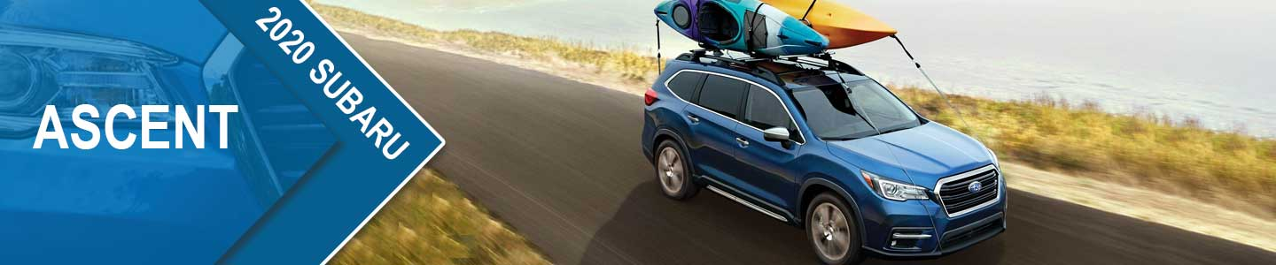 A 2020 Subaru Ascent Waits For You In Jackson, Mississippi!