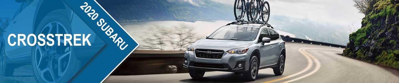 Our Jackson, MS, Auto Group Has The New 2020 Subaru Crosstrek!