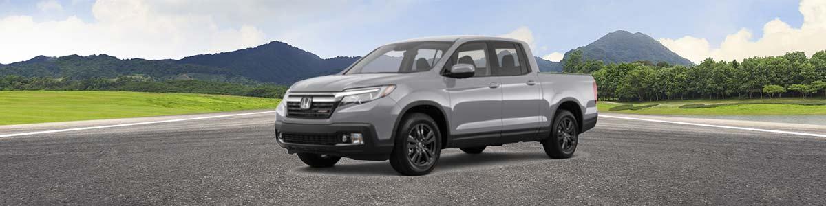 Our Jackson, MS, Auto Dealer Has The 2020 Honda Ridgeline!