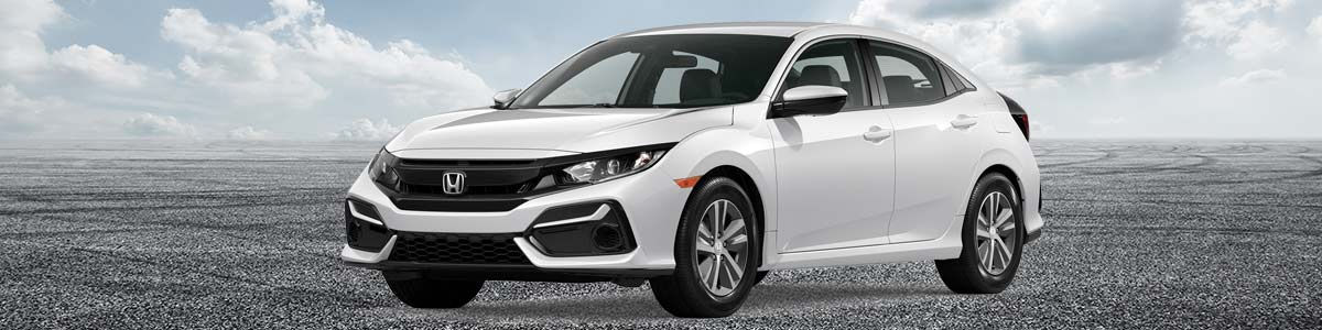 Discover The Versatile 2020 Honda Civic Hatchback In Jackson, MS