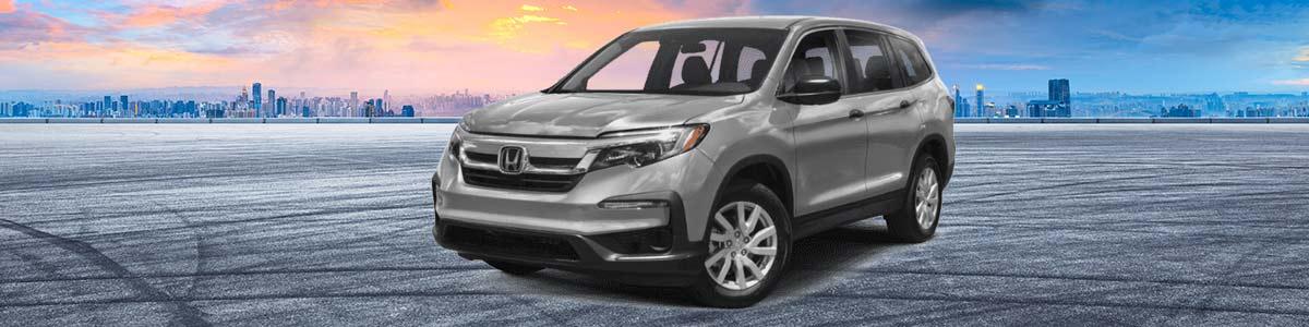 Discover The New Three-Row 2020 Honda Pilot Midsize SUV Today