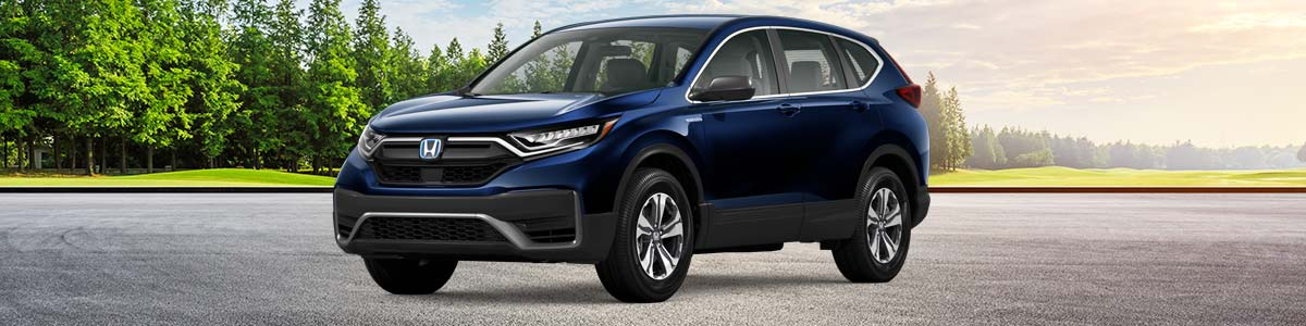 Paul Moak Automotive Has The New 2020 Honda CR-V Hybrid!