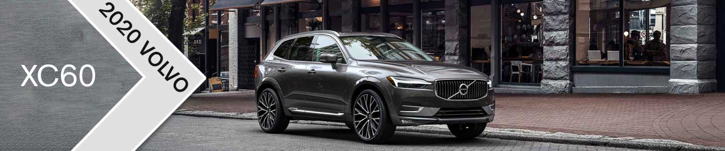 The 2020 Volvo XC60 SUV Has Arrived At Our Jackson, MS, Auto Group