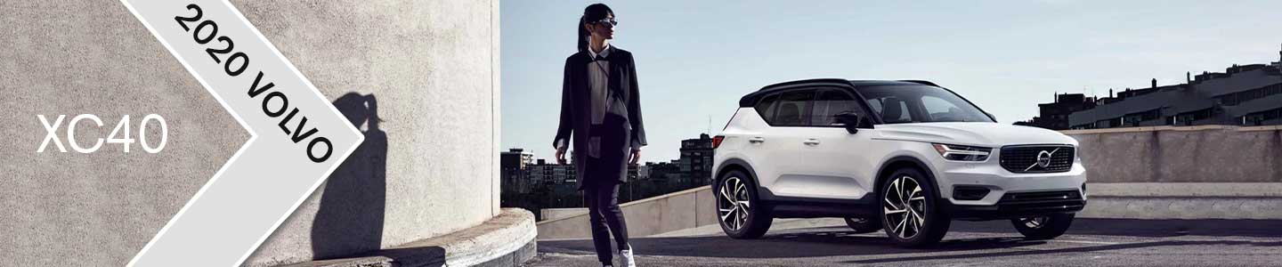 Our Jackson, MS, Auto Group Has The 2020 Volvo XC40 SUV!