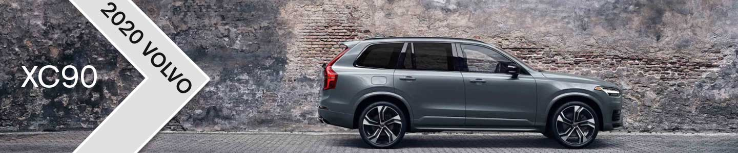 Dominate Jackson And Ridgeland, MS, With A 2020 Volvo XC90