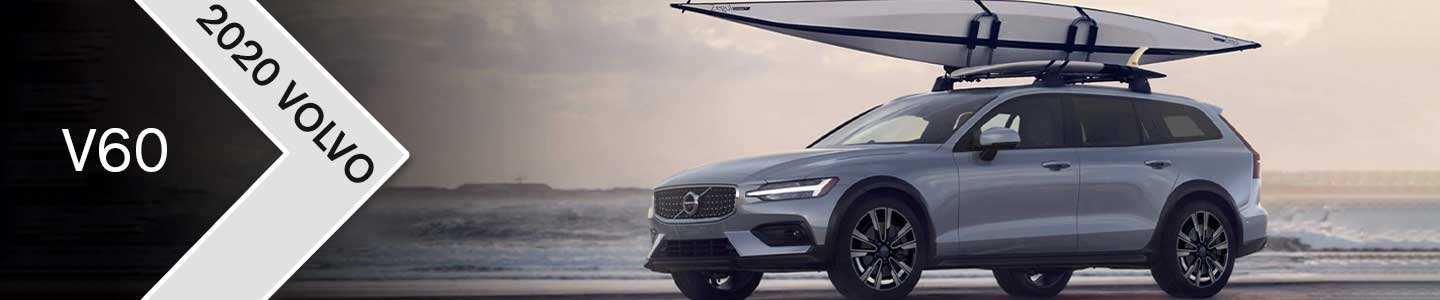 The 2020 Volvo V60 Is Now Available In Jackson, Mississippi