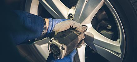 Tire Rotation and Balance*