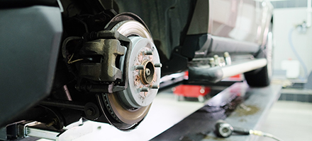 Nissan Value Advantage® Brake Service*