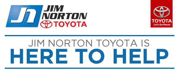 Jim Norton Toyota is Here to Help