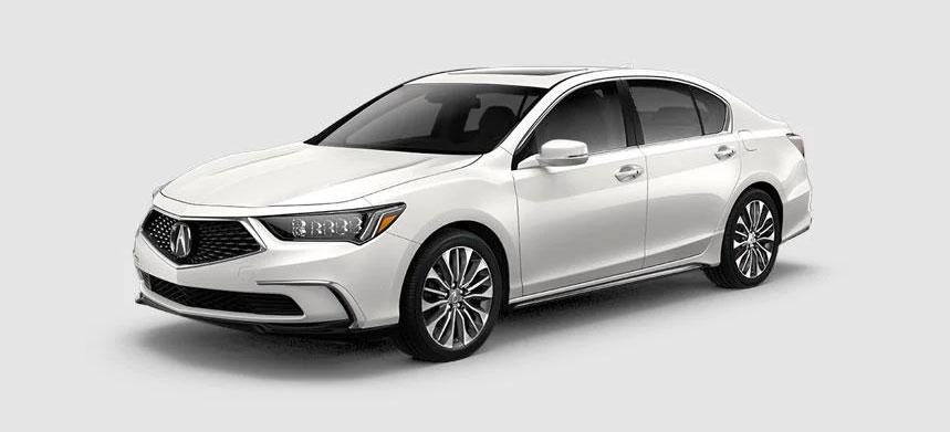2020RLX Tech Sedan