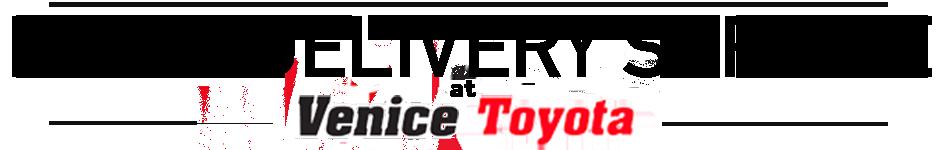Venice Toyota Home Deliver Service