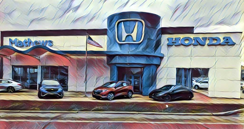 honda of paris dealership